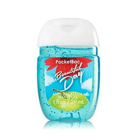 Bath & Body Works PocketBac Hand Gel Beautiful Day (Bath And Body Works Halloween Pocketbacs)