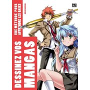Dessinez vos mangas - eBook