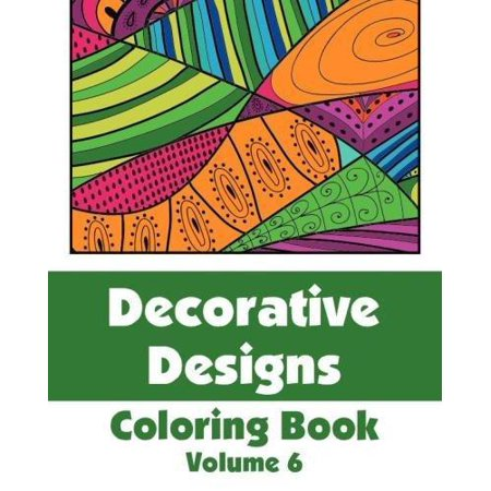 Decorative Designs Coloring Book (Volume 6) - image 1 de 1