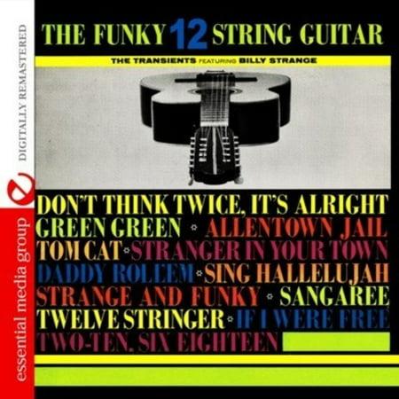 Funky 12 String Guitar (CD)