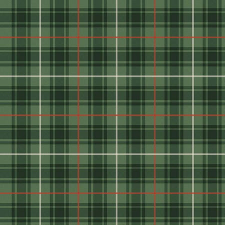 12x12 Cardstock Grass Cloth (Green Plaid - American Crafts Holiday/Event Single-Sided Cardstock 12