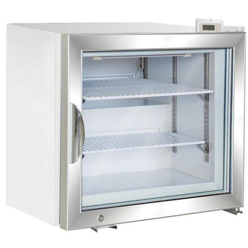 Maxx Ice X-Series Counter Top Merchandiser 2 cu. ft. Beverage Center