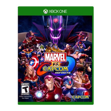 Marvel Vs Capcom Infinite XBX1 - Preowned/Refurbished