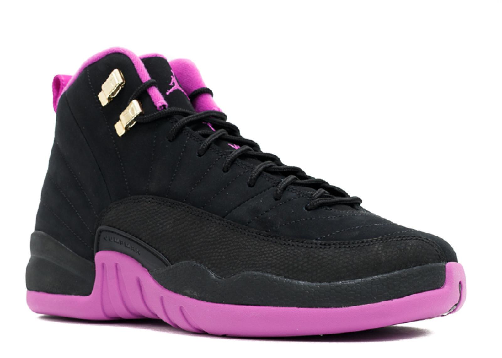 589a3b8b425 Air Jordan 12 Retro Gg (Gs) 'Kings' - 510815-018 - Size 8.5