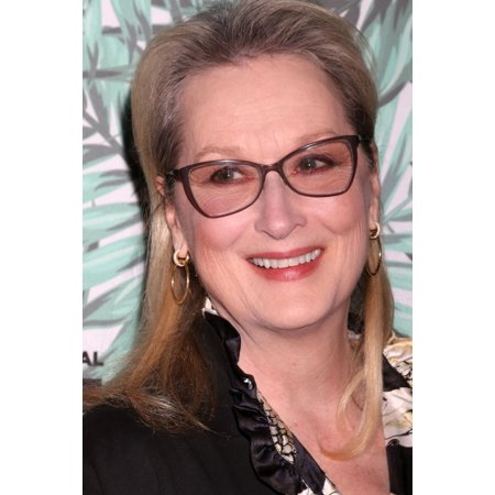 Meryl Streep At Arrivals For Women In Film Pre-Oscar Cocktail Party Nightingale Plaza Los Angeles Ca February 24 2017 Photo By Priscilla GrantEverett Collection Celebrity