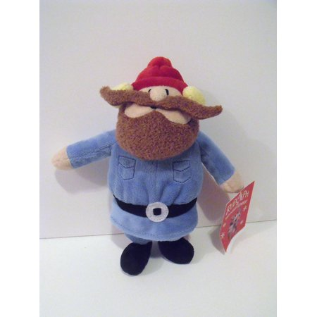 Rudolph the Red Nosed Reindeer Movie Plush Character: Yukon Cornelius 8