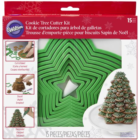 Cookie Tree Decorating Kit, - Tree Cookies