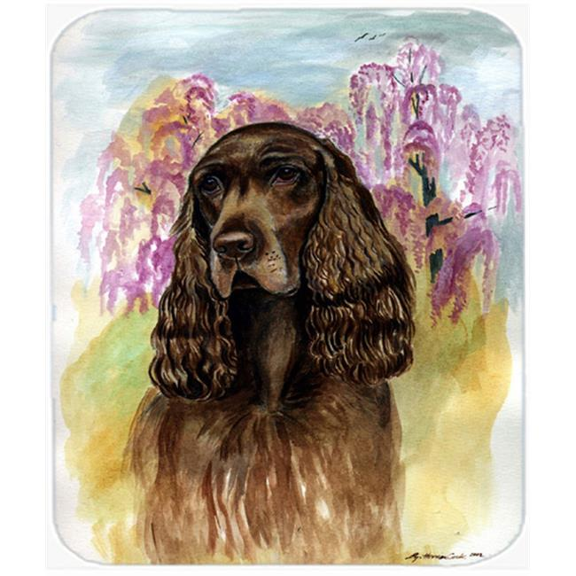 Carolines Treasures 7033MP 9.5 x 8 in. Field Spaniel Mouse Pad, Hot Pad or Trivet - image 1 of 1