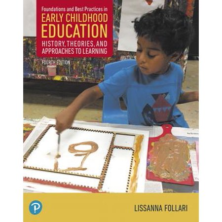 Foundations and Best Practices in Early Childhood Education, with Enhanced Pearson Etext--Access Card (Best Hpt For Early Detection)
