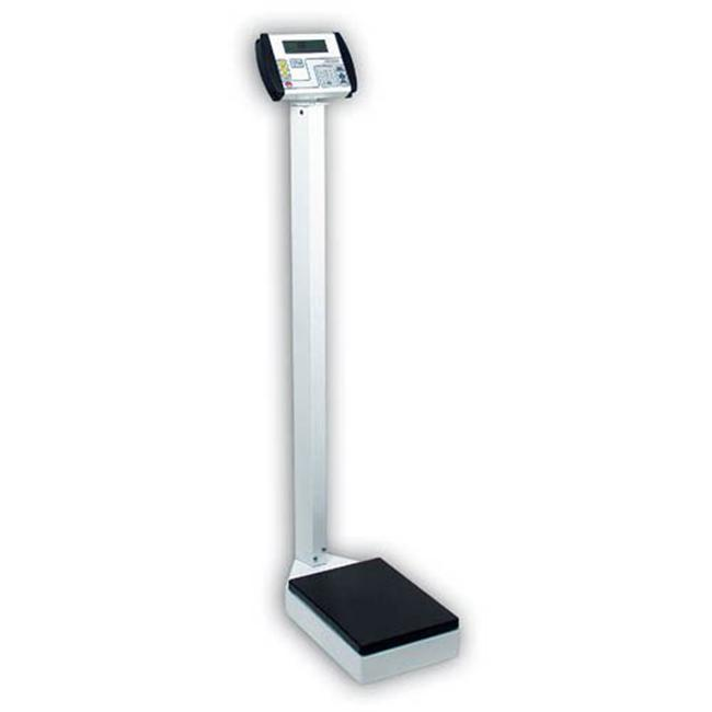 Complete Medical 6437 Eye Level Physician Scale Digital with O Height Rod