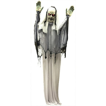 6 Hanging Vampire Ghost Halloween Decoration (Ghosts Hanging In Trees Halloween)