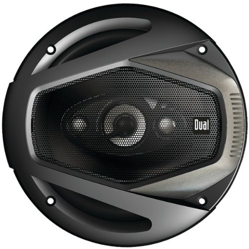 "DUAL DLS654 6.5"" 4-Way 160 Watts Speakers (Pair of Speakers)"