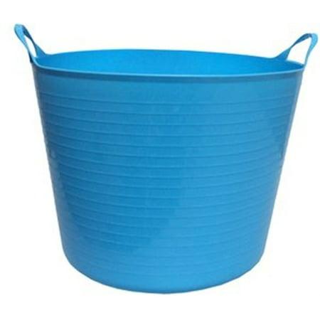 Tuff Stuff Products Inc-Flex Tub- Sky Blue 7 Gallon (Sky Blue Tub)