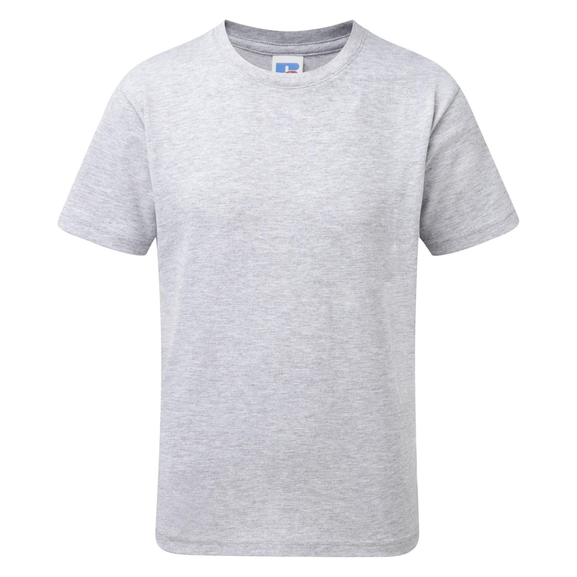 Gar/çon T-Shirt /à Manches Courtes Jerzees Schoolgear