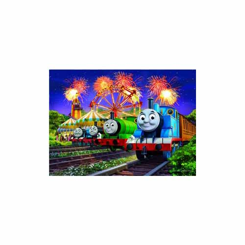 Carnival at Night Floor Puzzle by Ravensburger - 8682
