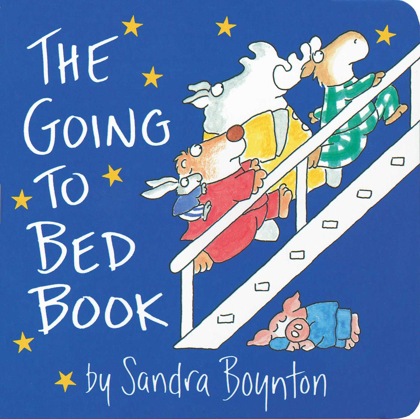 Going to Bed Book (Board Book)