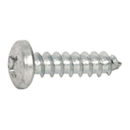 (Handi Man Marine 782202 10-24 x 1-0.5 in. Phillips Round M-S Screws, Pack of 3)