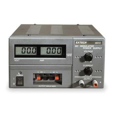 EXTECH 382213 DC Power Supply
