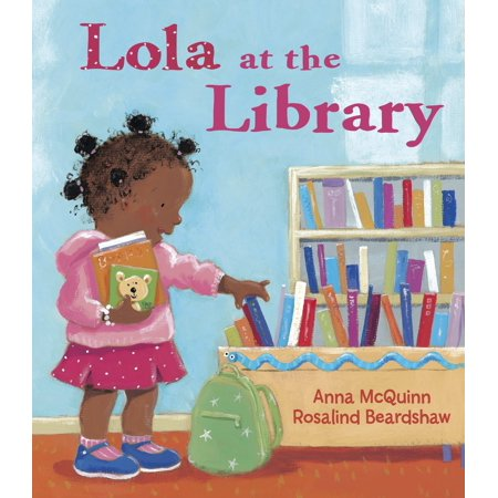 Lola at the Library](Lola The Showgirl)