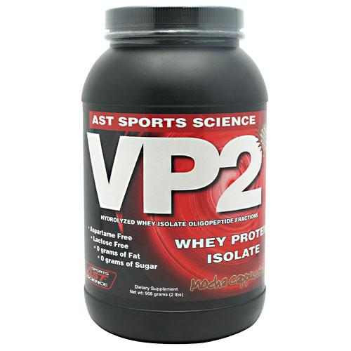 AST Sports Science - VP2 Whey Protein Isolate Mocha Cappuccino - 2 lbs.