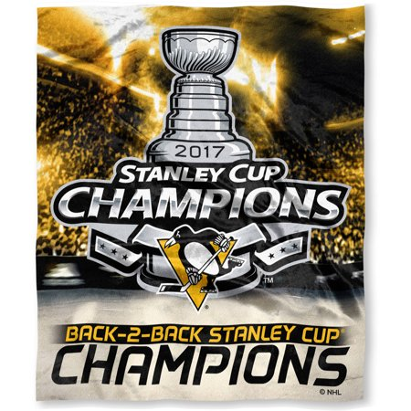 Official National Hockey League Pittsburgh Penguins 2017 Stanley