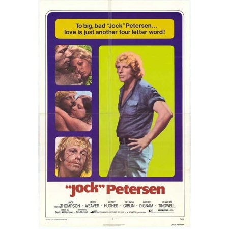 Jock Peterson POSTER Movie - Halloween Jocks