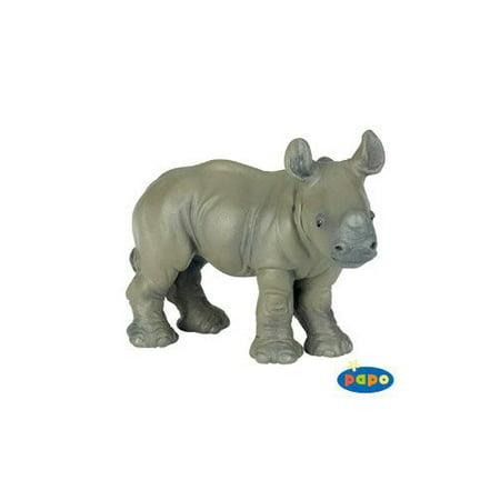 Rhinoceros Calf By Papo - PP50035