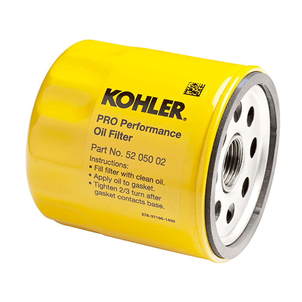 52 050 02-S1 Kohler Pro Performance Oil Filter t KH-52-050-02 WD-C37568