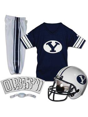 Franklin Sports NCAA BYU Cougars Uniform Set, Small