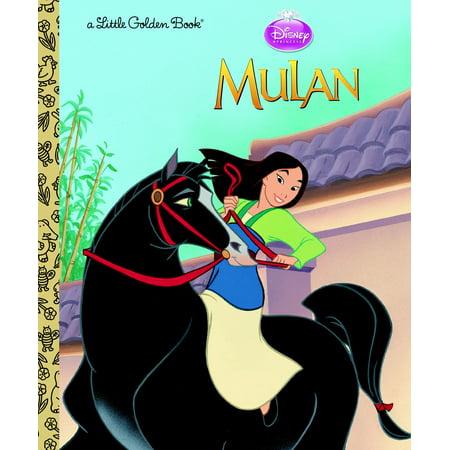 Mulan (Hardcover) - Mulan Villain