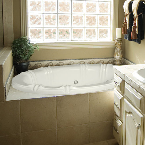 Hydro Systems Designer Alyssa 78'' x 48'' Air Tub with Thermal System