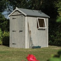 Rowlinson Heritage 6 x 4 ft. Storage Shed