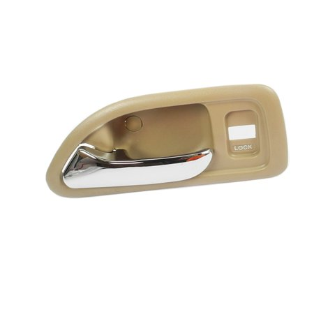 For 94-97 Honda Accord Front Left Driver Side Interior Inner Inside Door Handle Tan 94 95 96 97
