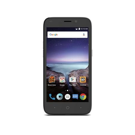 Virgin Mobile Zte Prestige 2 16gb Prepaid Smartphone Black