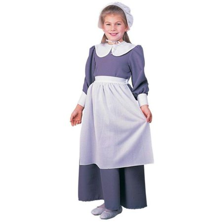 Costumes For All Occasions Ru10557Sm Pilgrim Girl Child Small](Coustumes For Girls)