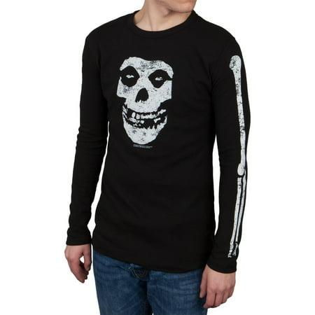 Misfits - Skull Logo Thermal -