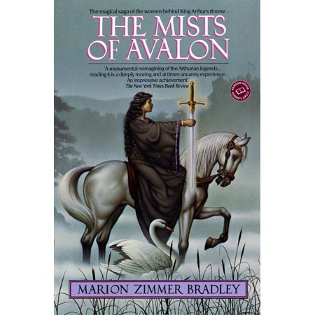 The Mists of Avalon : A Novel (Best Abalone In The World)