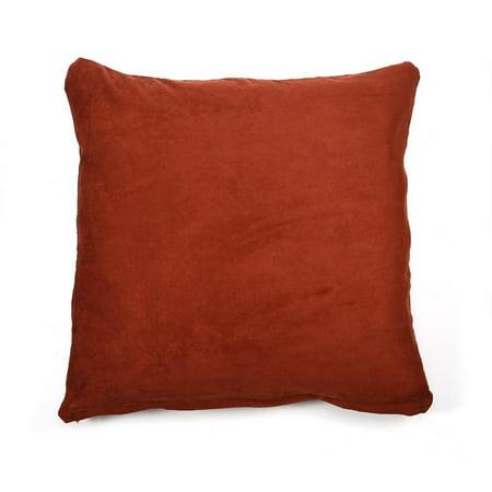 Coffee Throw Pillow (HERCHR Coffee Sofa Cushion Case Cotton Decorative Pillowcase Cushion Cover for Sofa Throw Pillow Case 18 X 18 Inch/45 X 45 cm)