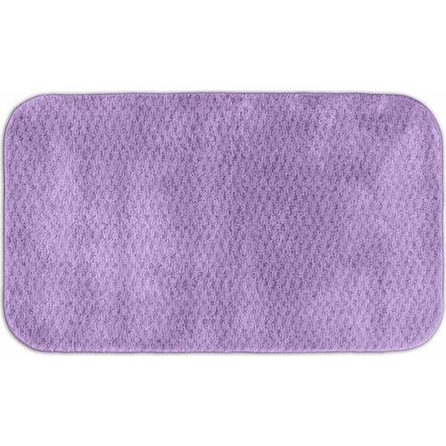 Cabernet Nylon Washable Bath Rug