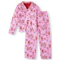 Girls' jojo 2-piece pajama set (little girl & big girl)