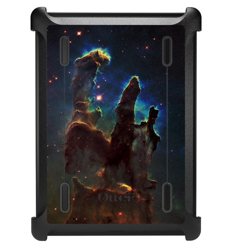 CUSTOM Black OtterBox Defender Series Case for Apple iPad Air 1 (2013 Model) - Pillars of Creation
