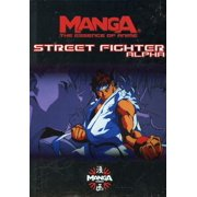Essence of Anime: Street Fighter Alpha by IDT CORPORATION