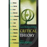 Globalizing Critical Theory - eBook