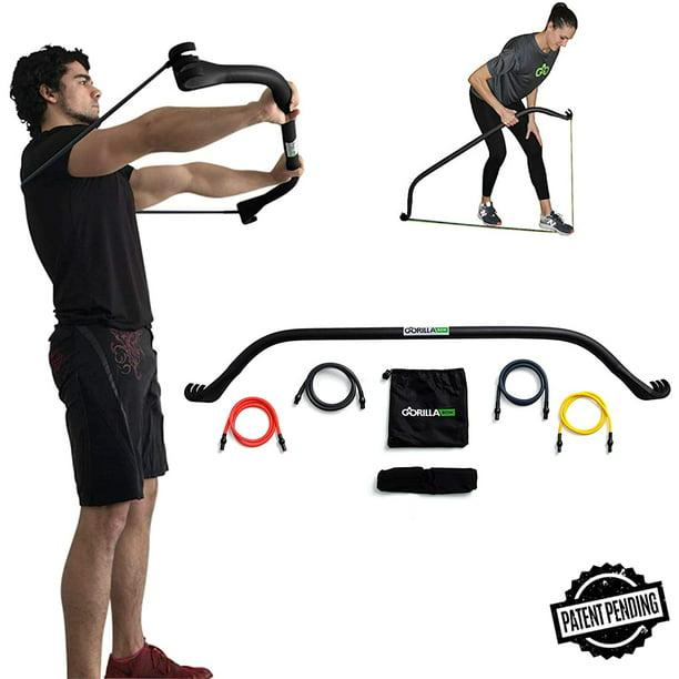 versatile Resistance Bands Set Exercise Bands workout Travel Home Gym fitness
