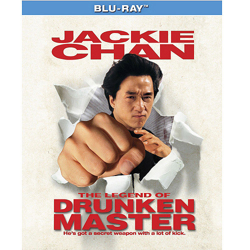The Legend Of Drunken Master (Blu-ray) (Widescreen)