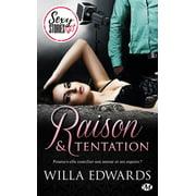 Raison et tentation - Sexy Stories - eBook