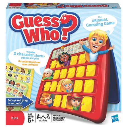 how to play electronic guess who game