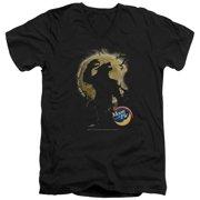 Moon Pie Howling Moon Pie Mens V-Neck Shirt
