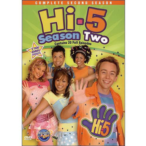 Hi-5: Season Two (Anamorphic Widescreen)