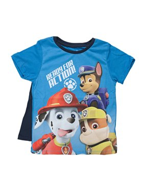 Paw Patrol Ready For Action Blue Toddler T-Shirt | 2T